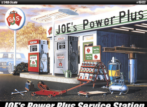 JOE'S POWER PLUS SERVICE STATION