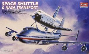 Shuttle &  Boeing B-747