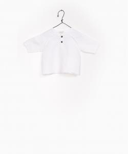 Camicia bianca a maniche lunghe