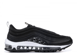 NIKE AIR MAX 97 LX AR7621 001 BLACK/BLACK-WHITE