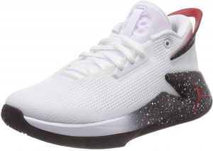 JORDAN FLY LOCKDOWN (GS) WHIT/GYM-RED-BLACK AO1547 100