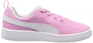 PUMA COURTFLEX PS PALE PINK-PUMA WHITE 362650 21