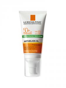 La Roche Posay Anthelios Gel Crema Tocco Secco Anti Lucidità Solare Viso 50+