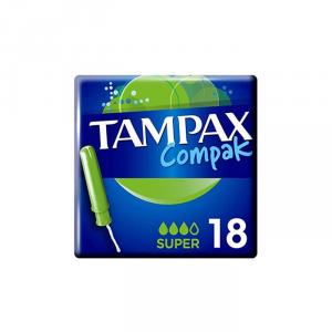 Tampax Compak Super 18 Unità