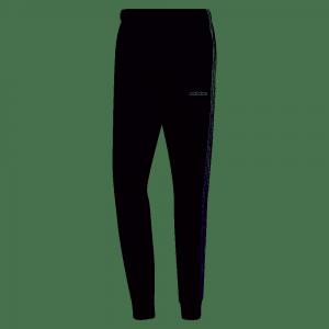 PANTALONE ADIDAS CON STRISCE BLACK/WHITE DQ3076