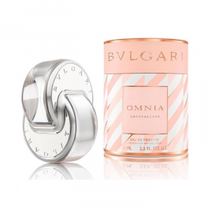 Bvlgari Omnia Crystalline Eau De Toilette Spray 65ml Limited Edition