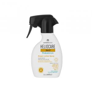 Heliocare 360 Pediatrics Atopic Locion Spray Spf50+ 250ml