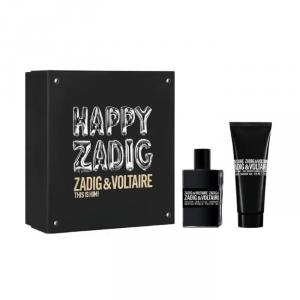 Zadig And Voltaire This Is Him! Eau De Toilette Spray 50ml Set 2 Parti 2019