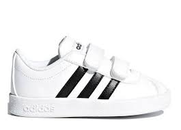 SNEAKERS BIMBO/A ADIDAS NEO VL COURT 2.0 CMF I DB1839 WHITE/BLACK