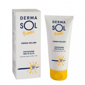 DERMASOL BB CREMA SOLARE SPF50+