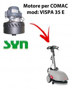 Motore Synclean di aspirazione for Scrubber Dryer Comac VISPA 35 E