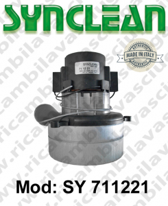 Motore di aspirazione SYNCLEAN SY711221 for vacuum cleaner e scrubber dryer