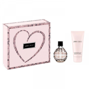 Jimmy Choo Eau De Parfum Spray 60ml Set 2 Parti 2019
