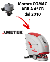 ABILA 45CB 2010 (dal numero di serie 113002718)