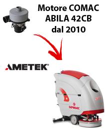 ABILA 42CB 2010 (dal numero di serie 113002718)
