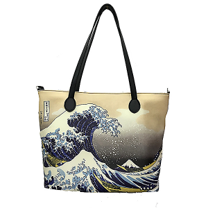 Shoulder bag Merinda Art Line Woman