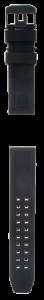 Cinturino in gomma PU - 23mm
