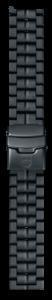 Cinturino braccialato in Carbonox - 24 mm