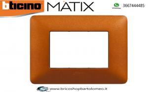MATIX PLACCA 3 MODULI ROSSO TERRA