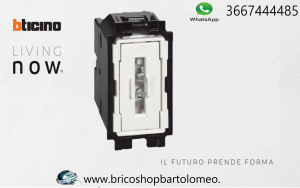 LIVING NOW K4001 INTERRUTTORE 1POLO 10A