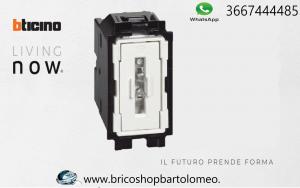 LIVING NOW K4003C Deviatore Connesso 1P 10 AX