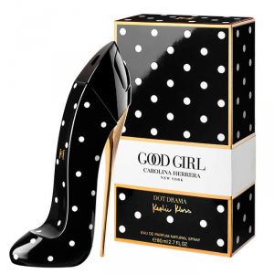 Carolina Herrera Good Girl Dot Drama Eau De Parfum Spray 80ml