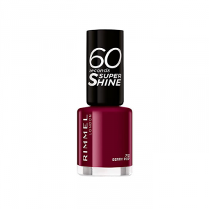 Rimmel 60 Seconds Super Shine 712 Berry Pop