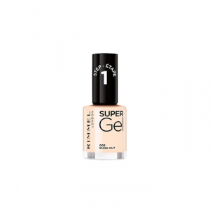 Rimmel London Supergel Kate Nail Lacquer 02 Burns Out