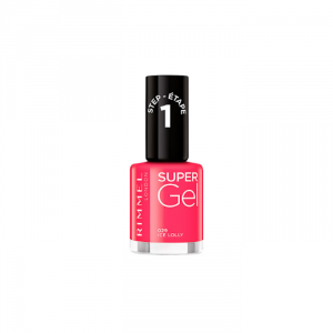 Rimmel London Supergel Kate Nail Lacquer 029 Ice Lolly