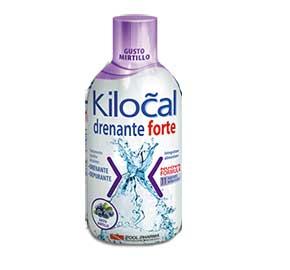 Kilocal Drenante Forte Mirtillo 500ml