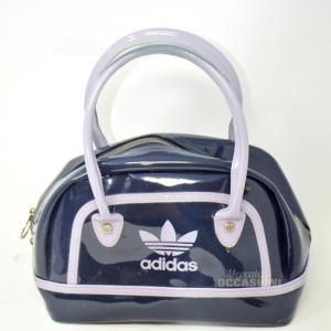 Borsa Adidas Vernice Blu Viola