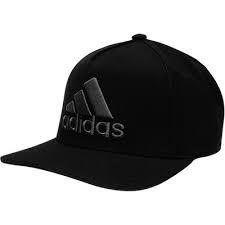 CAPPELLO ADIDAS BLACK CF4869 H90 LOGO CAP