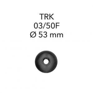 GABEL 03/50F - TKR Disc Black Roller
