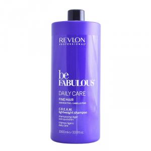 Revlon Be Fabulous Shampoo Fine Hair 1000ml
