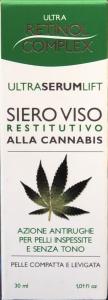 Retinol Complex- siero viso alla cannabis