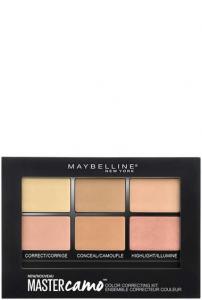 Maybelline- master calo - palette correttori
