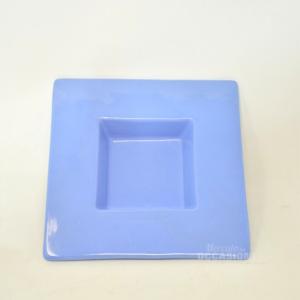Piatto Porta Oggetti Caramelle Azzurro