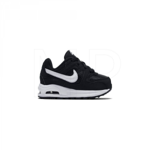 NIKE AIR MAX COMMAND FLEX (TD) BLACK/WHITE-WHITE 844348-011
