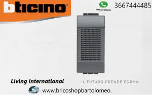 LIVING INTERNATIONAL suoneria bronzo 230V 8VA L4351/230