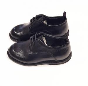 Scarpe di cuoio nere