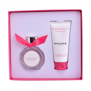 Rochas Mademoiselle Eau De Toilette Spray 50ml Set 2 Parti 2019