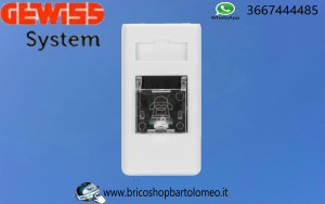 Connettore Telefonico RJ11 System Gewiss GW20251