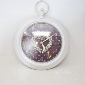 Orologio Bianco