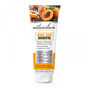 Naturalium Apricot Scrub Invigorating 175ml