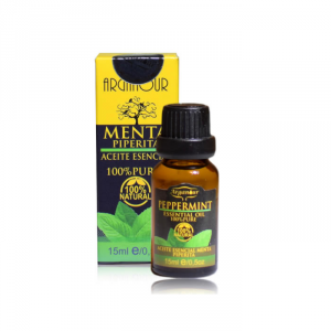 Arganour Menth Oil Pure 15ml