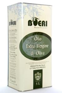 Olio Extra Vergine di Oliva 5 lt
