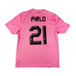 2011-12 Juventus Maglia Away #21 Pirlo L (Top)