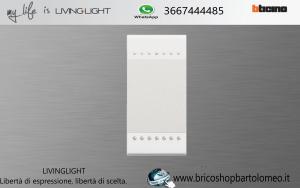 LIVINGLIGHT PULSANTE N4005N
