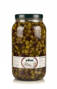 Taggiasca pitted Olives in Extravirgin Olive Oil 3100 ml