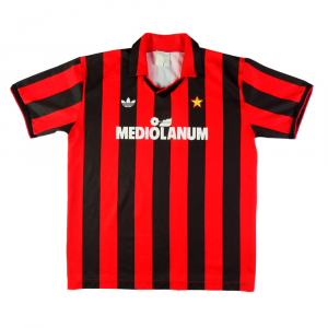 1991-92 AC MILAN MAGLIA HOME XL (Top)